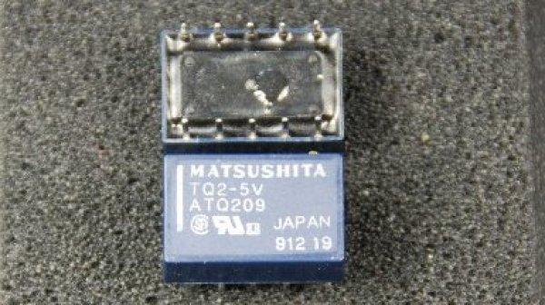atq209 tq2 5v 7 制御回路 機構部品 7 1 リレー panasonic サン